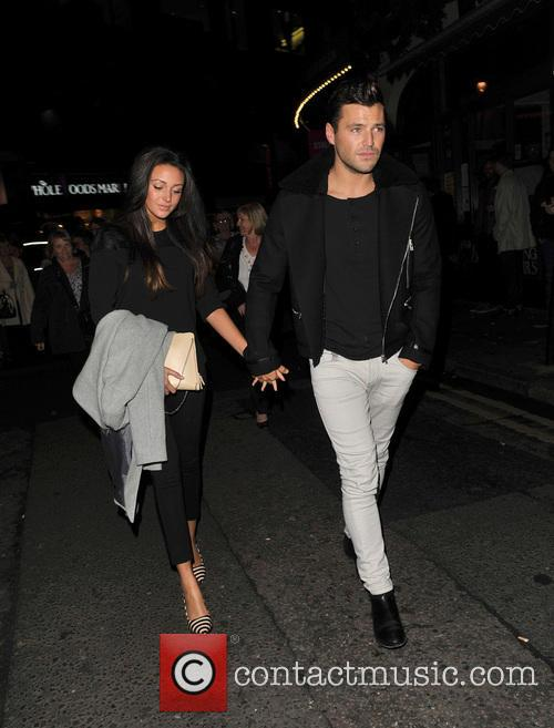 Mark Wright and Michelle Keegan 15
