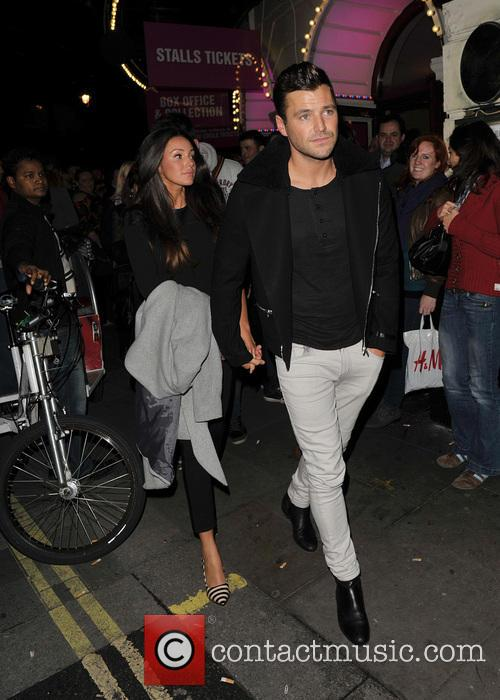 Mark Wright and Michelle Keegan 17