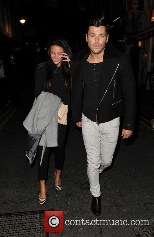 Mark Wright and Michelle Keegan 19