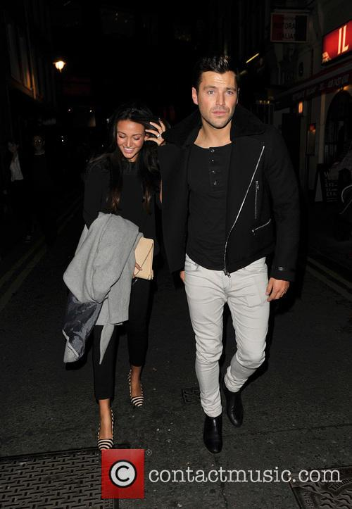 Mark Wright and Michelle Keegan 20