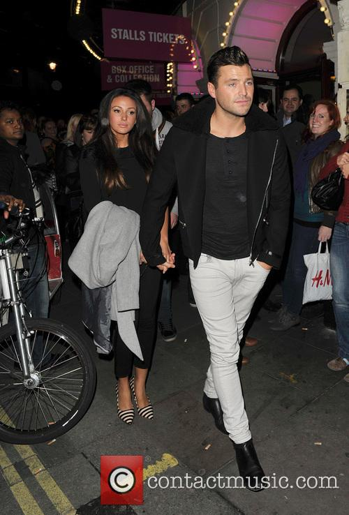 Mark Wright and Michelle Keegan 21