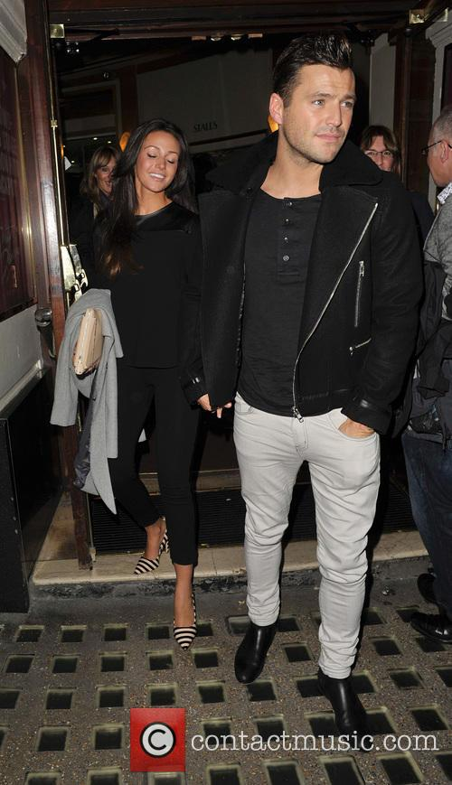 Mark Wright and Michelle Keegan 22