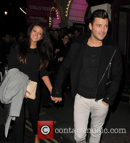 Mark Wright and Michelle Keegan 23