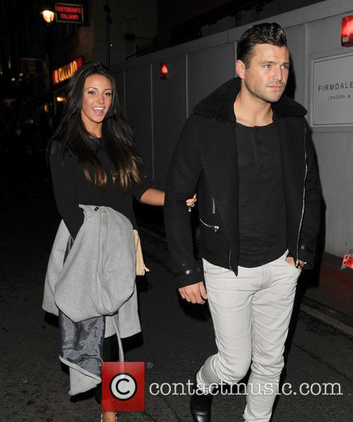 Mark Wright and Michelle Keegan 26