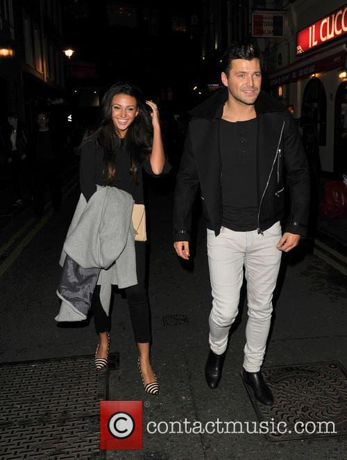 Mark Wright and Michelle Keegan 27
