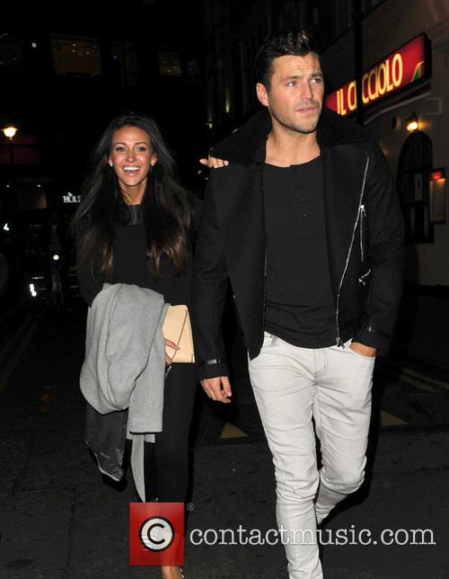 Mark Wright and Michelle Keegan 28