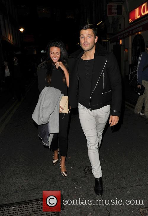 Mark Wright and Michelle Keegan 29