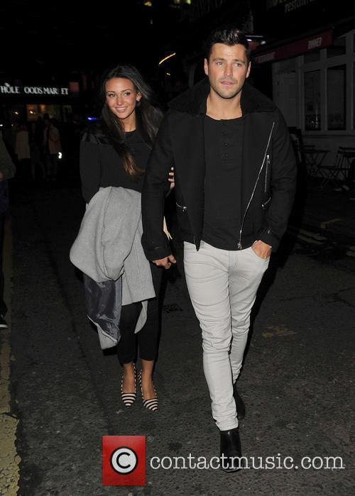 Mark Wright and Michelle Keegan 31