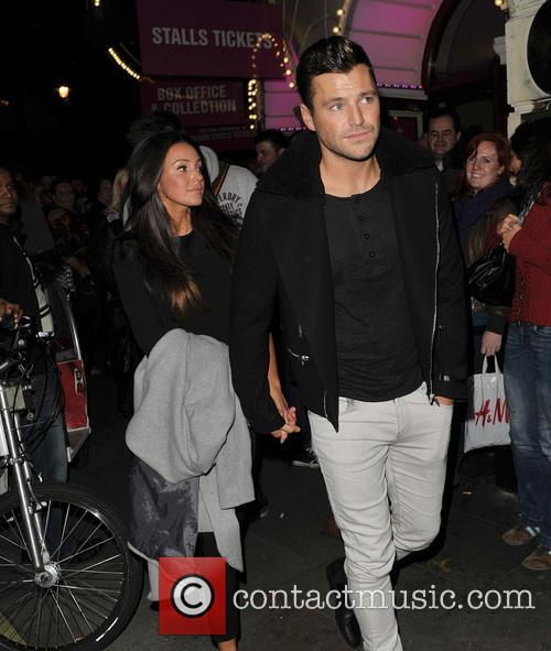 Mark Wright and Michelle Keegan 32
