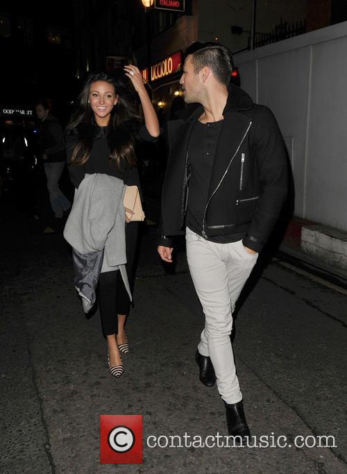 Mark Wright and Michelle Keegan 33