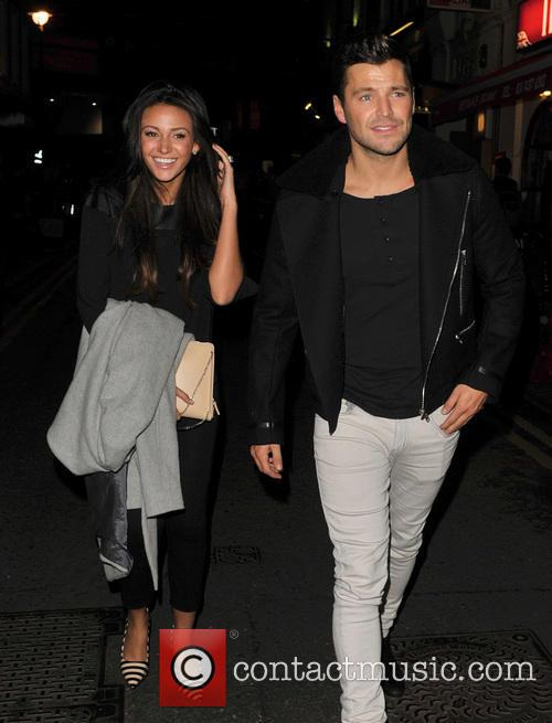 Mark Wright and Michelle Keegan 34