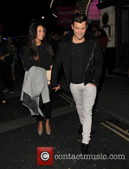 Mark Wright and Michelle Keegan 35