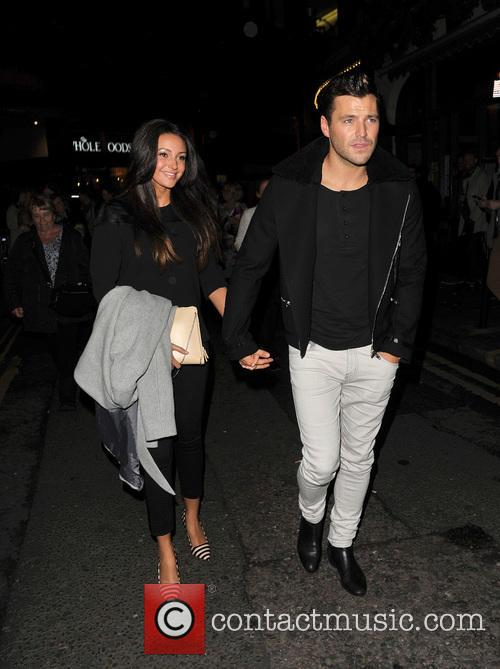 Mark Wright and Michelle Keegan 36