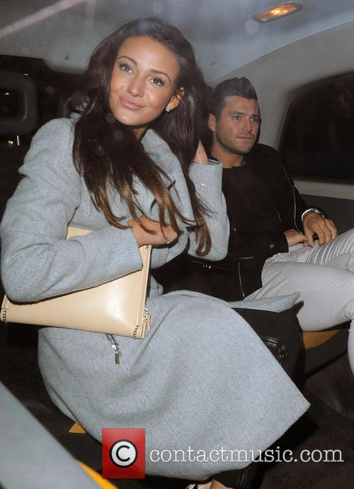 Michelle Keegan and Mark Wright 13