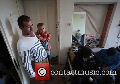 New Syrian Refugee Camp and In Bulgaria 4