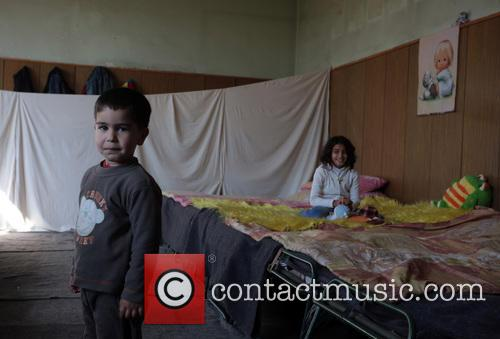 New Syrian Refugee Camp and In Bulgaria 7