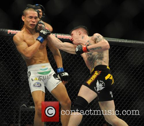 UFC Fight Night event at Phones 4 U...