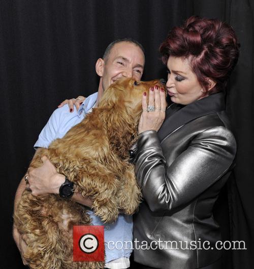 Sharon Osbourne and Jeremy Joseph 4