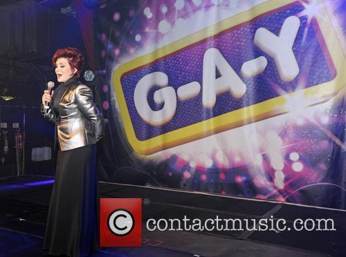 Sharon Osbourne, G-A-Y at Heaven, x factor