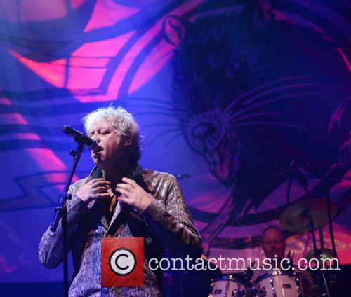 The Boomtown Rats performing live