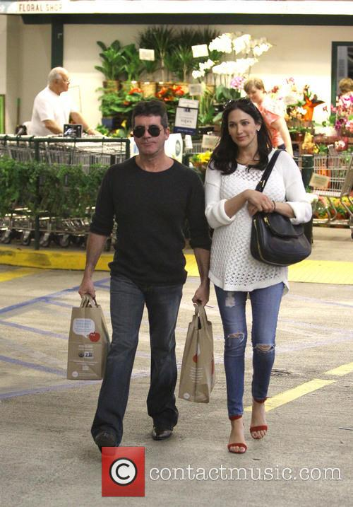 Simon Cowell and Lauren Silverman 22