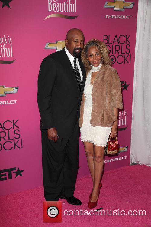 Mike Woodson and Terri Woodson 3