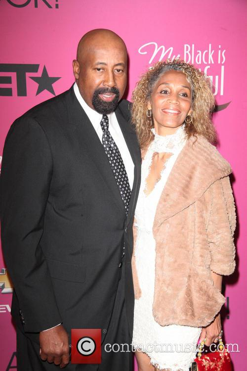Mike Woodson and Terri Woodson 1