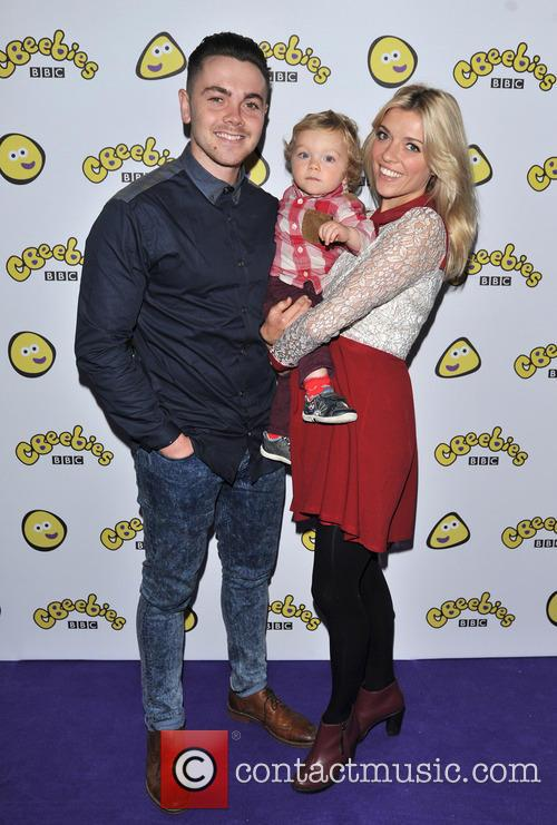 Ray Quinn and Emma Stephens 1