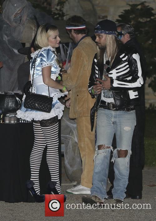 Francesca Eastwood Halloween