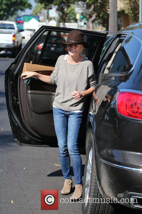 Julie Bowen, Studio City Farmers Market