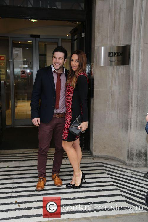 Melanie Chisholm, Mel C and Matt Cardle 6