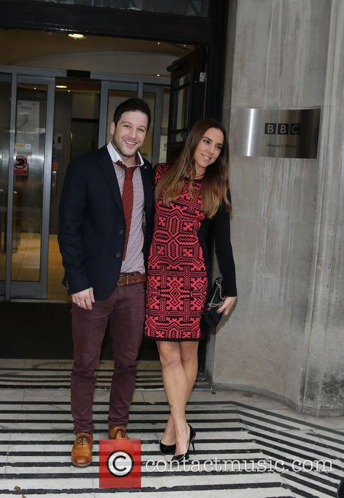 Melanie Chisholm, Mel C and Matt Cardle 7
