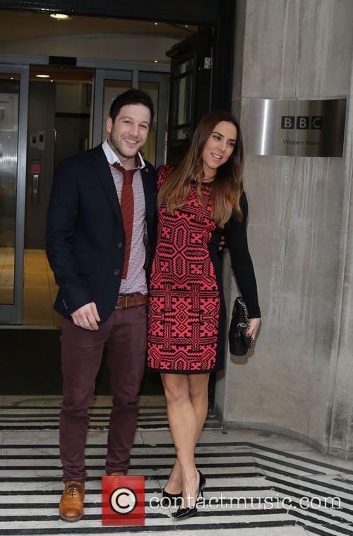 Melanie Chisholm, Mel C and Matt Cardle 11