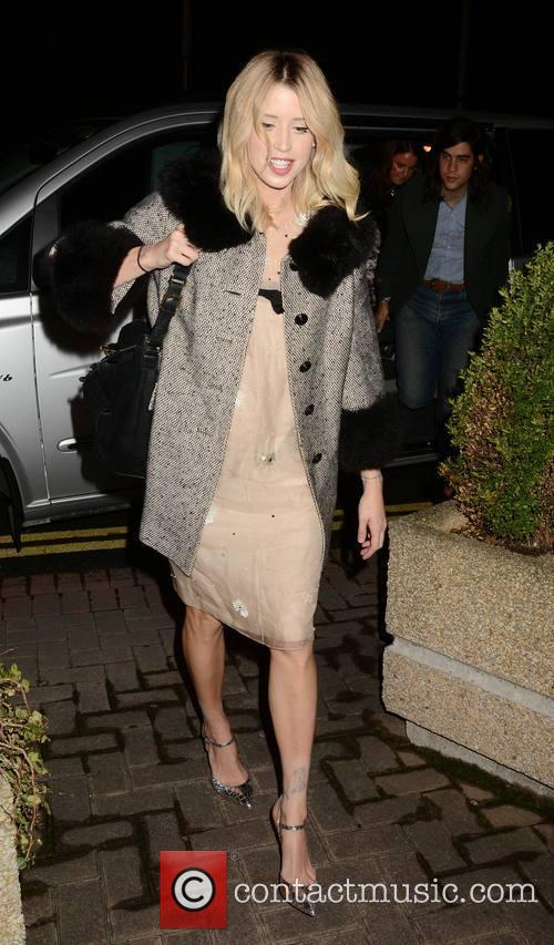Peaches Geldof & Guests at Saturday Night Show