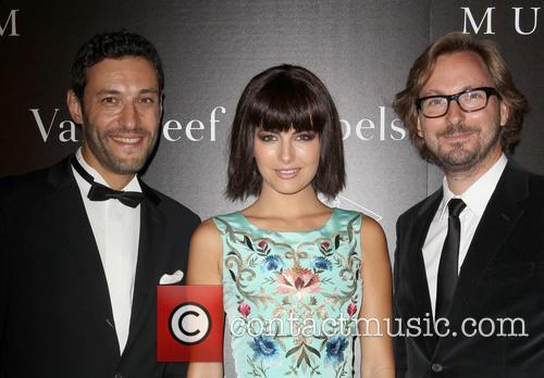 Alain Bernard, Camilla Belle and Nicolas Bos 7