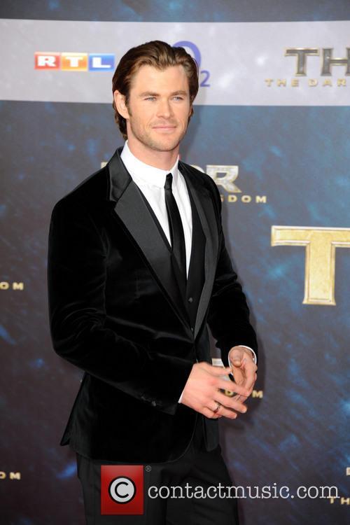 Chris Hemsworth, Sony Center