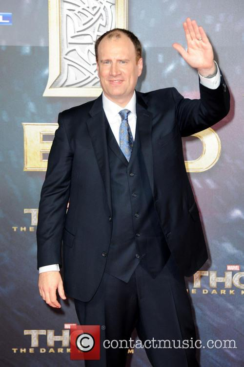 Kevin Feige of Marvel
