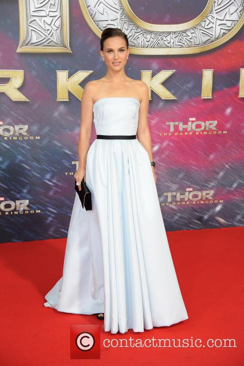 natalie portman german premiere of thor  3925659