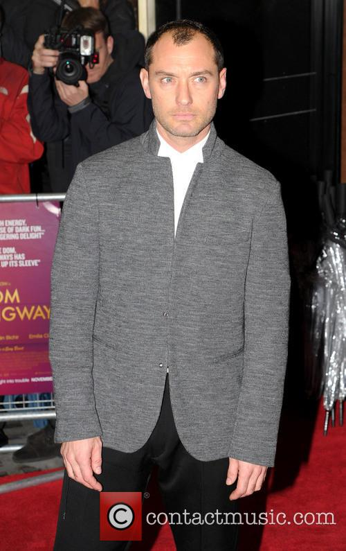 Jude Law, Dom Hemingway UK Premiere
