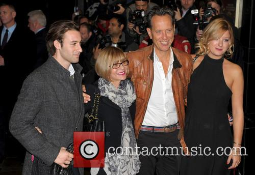 Tom Washington, Joan Washington, Richard E. Grant and Olivia Grant 1