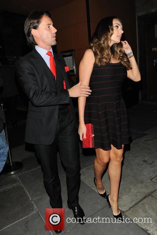 Tamara Ecclestone and Jay Rutland 1