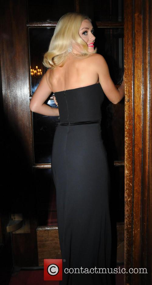 katherine jenkins launch of martell very special 3926589