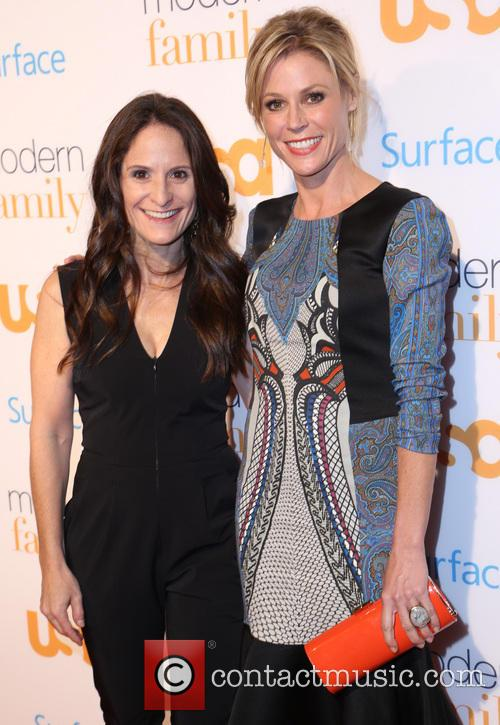 Alexandra Shapiro and Julie Bowen 1