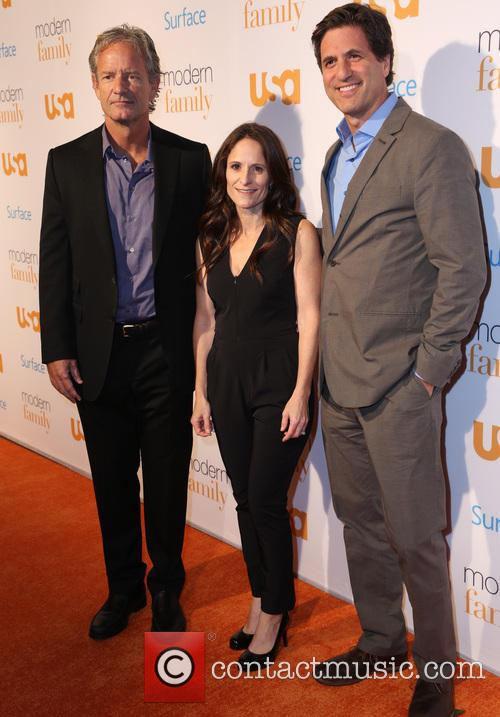 Chris Lloyd, Alexandra Shapiro and Steve Levitan 3