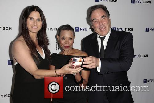 Liza Chasin, Mary Schmidt Campbell and Oliver Stone 5
