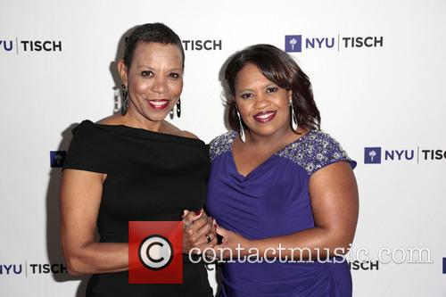 Mary Schmidt Campbell and Chandra Wilson 8