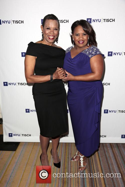 Mary Schmidt Campbell and Chandra Wilson 9