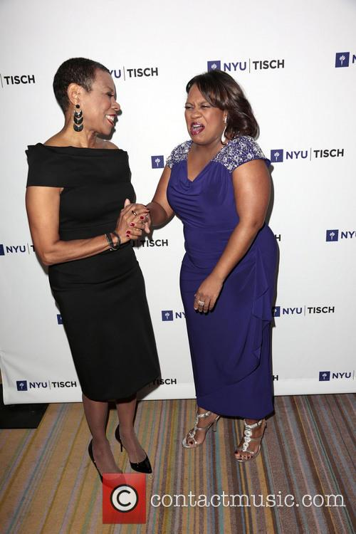 Mary Schmidt Campbell and Chandra Wilson 11