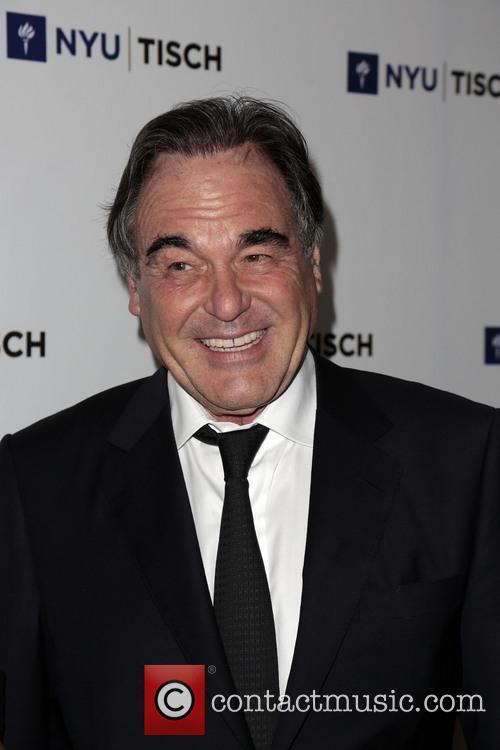 Oliver Stone, The Beverly Wilshire Hotel
