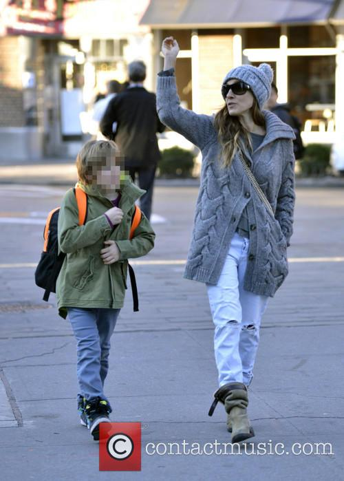 Sarah Jessica Parker and James Broderick 3